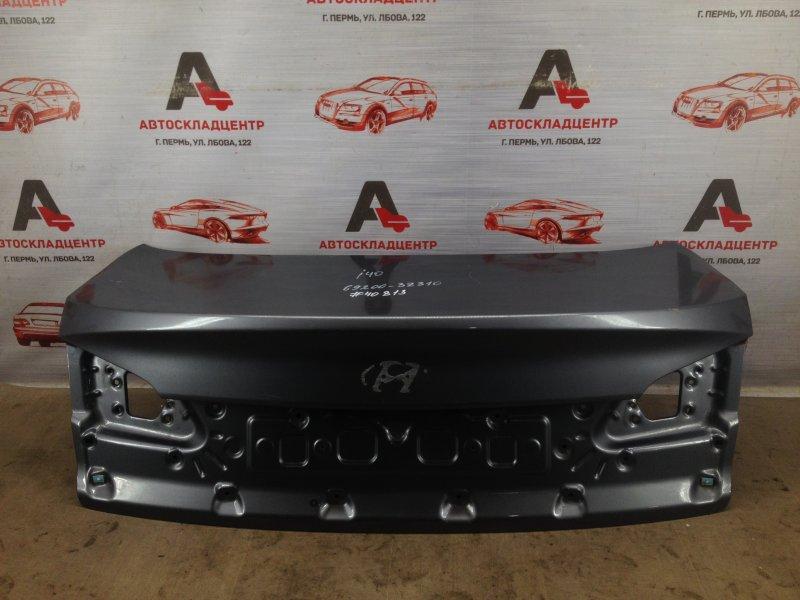 Крышка багажника Hyundai I40 (2011-2017)