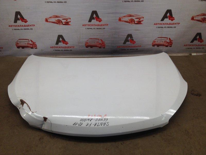 Капот Hyundai Grand Santa-Fe (2013-2018)