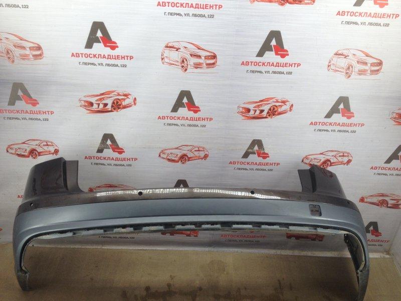 Бампер задний Audi A6 (C7) 2010-2018 2014