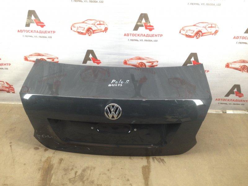 Крышка багажника Volkswagen Polo (Mk5) Седан 2010-2020 2015