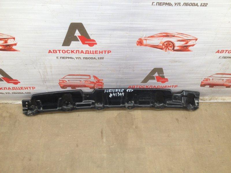 Кронштейн бампера переднего центральный Toyota Fortuner (An160) 2015-Н.в.