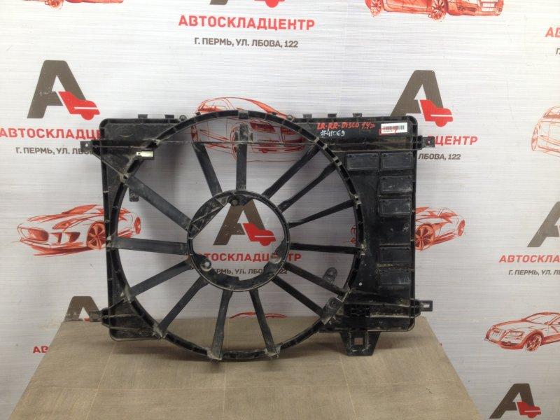 Диффузор радиатора охлаждения - рамка вентиляторов Land Rover Discovery Sport (L550) 2014-Н.в.