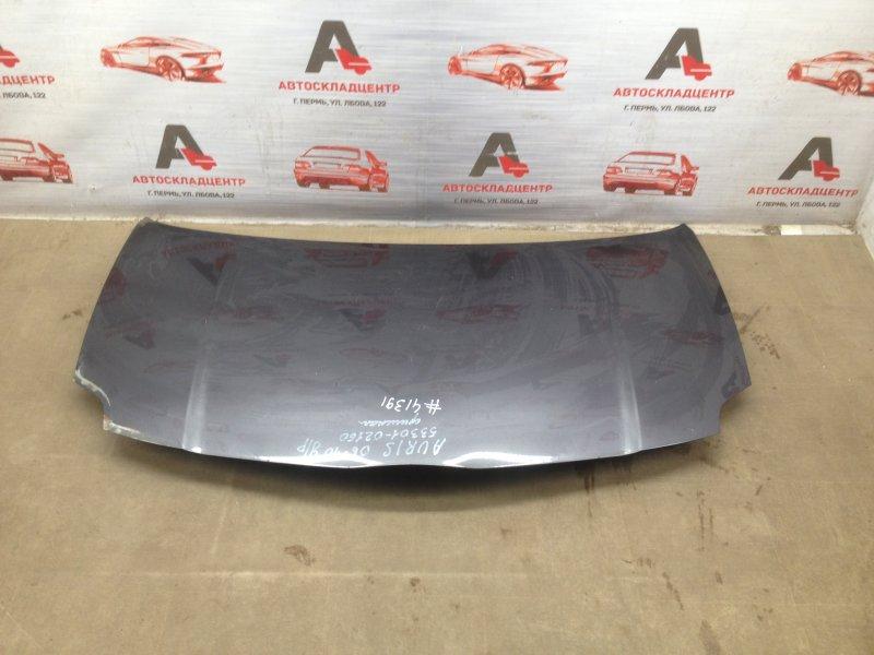Капот Toyota Auris (E15_) 2006-2012 2006