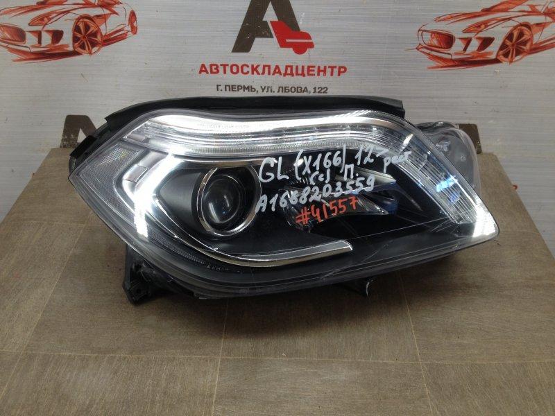 Фара правая Mercedes Gl-Klasse (X166) 2012-2015