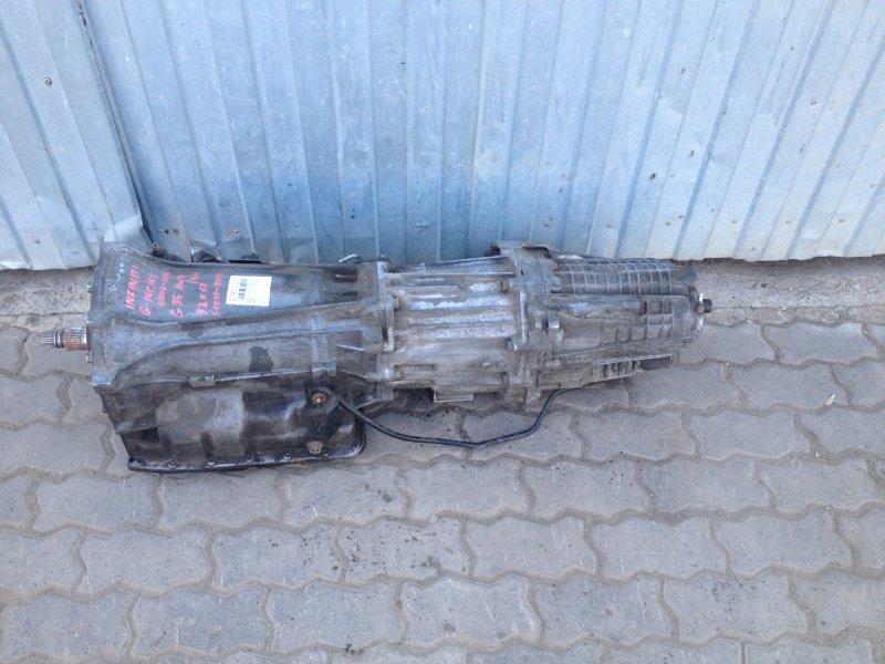 Акпп (автоматическая коробка передач) Infiniti G-Series (2006-2014)