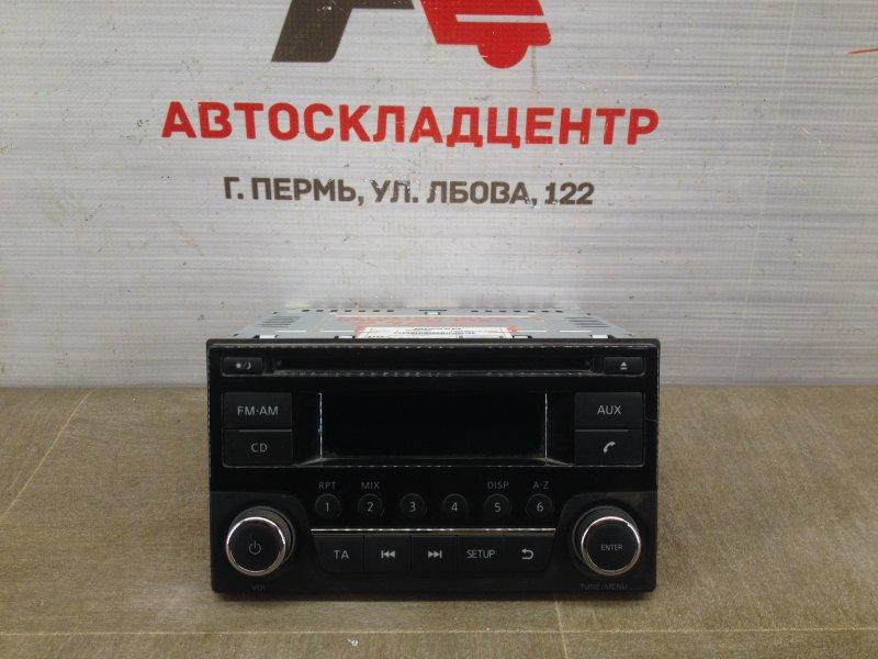 Акустическая система - магнитола Nissan Pathfinder / Navara (2004-2014)