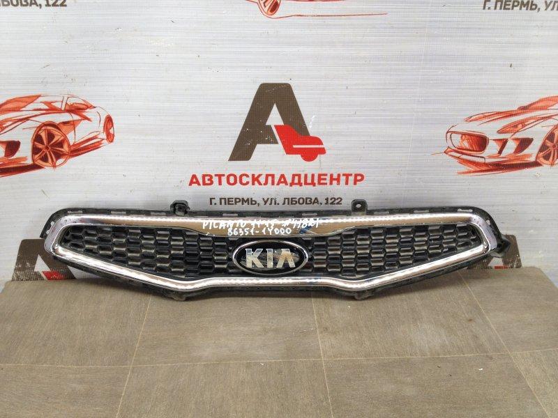 Решетка радиатора Kia Picanto (2011-2017) 2011