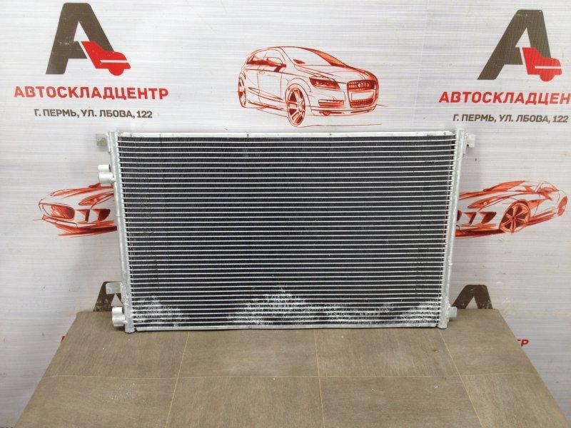 Конденсер (радиатор кондиционера) Renault Megane (2002-2009)