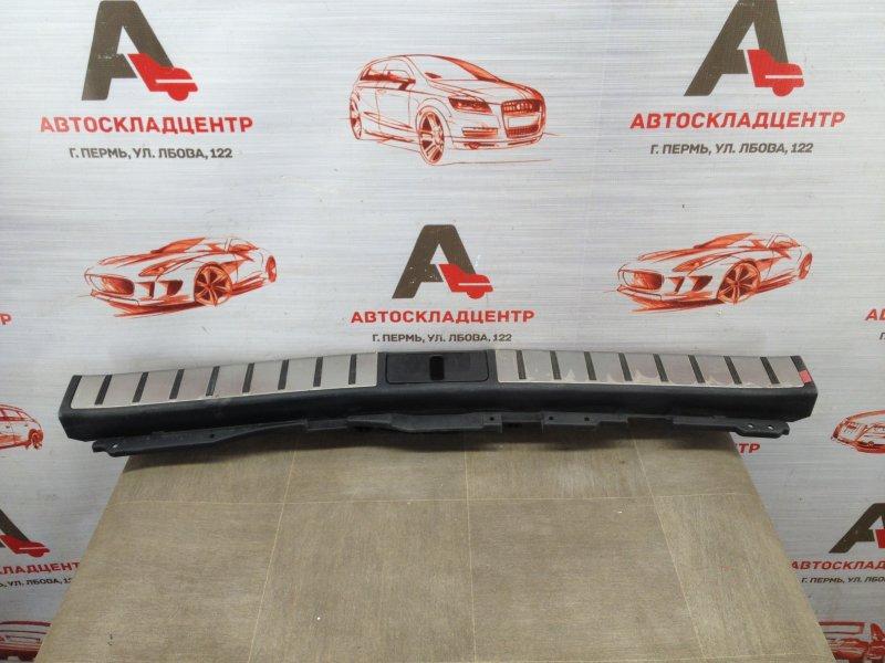 Накладка порога кузова - проем двери багажника Lexus Rx -Series 2015-Н.в.