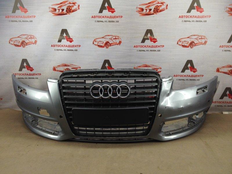Бампер передний Audi A6 (C6) 2004-2011 2008