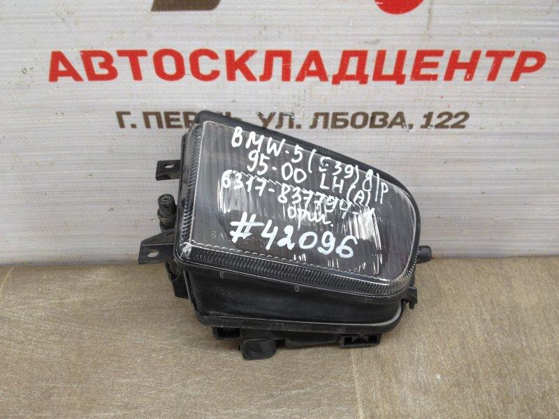 Фара противотуманная / дхо Bmw 5-Series (E39) 1995-2003 1995 левая