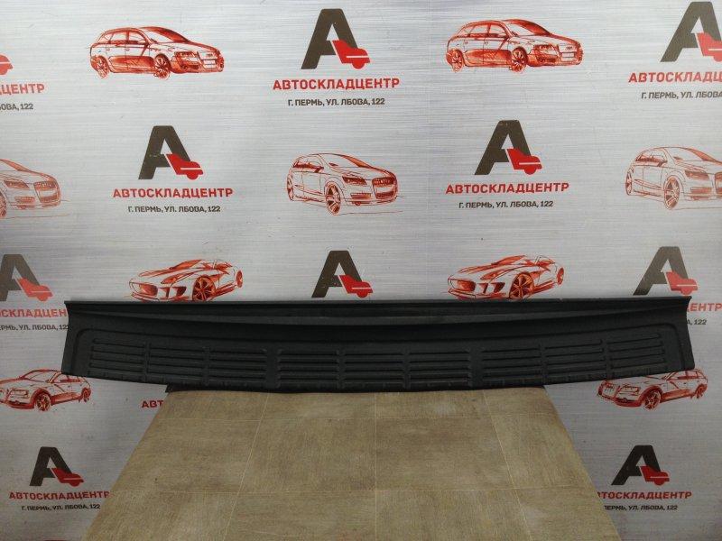 Накладка бампера заднего Lexus Lx -Series 2007-Н.в. 2007