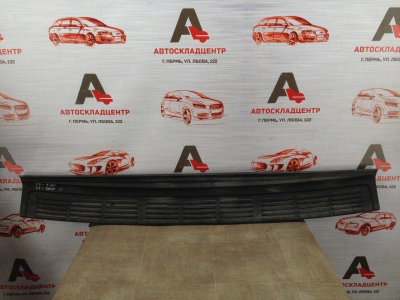 Накладка бампера заднего Toyota Land Cruiser 200 (2007-Н.в.) 2007