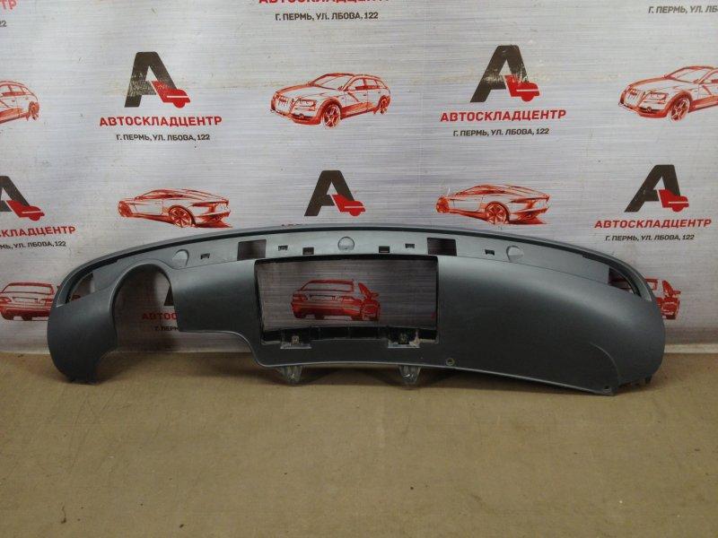 Спойлер (накладка) бампера заднего Audi Q5 (2008-2017)