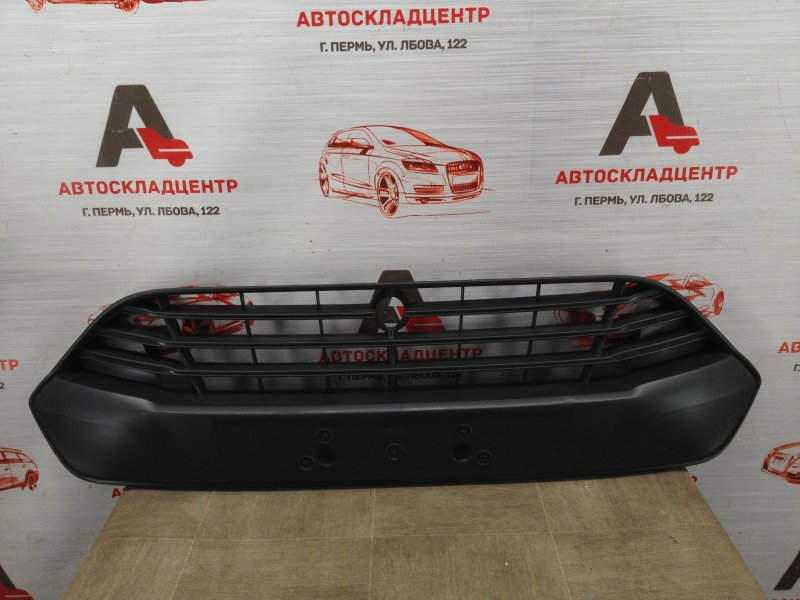 Решетка радиатора Ford Tourneo Custom 2012 - Н.в. 2012 нижняя