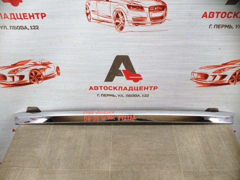 Накладка / молдинг крышки багажника Datsun On-Do (2014-Н.в.)