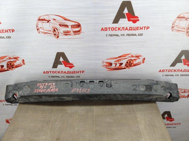 Абсорбер (наполнитель) бампера переднего Subaru Outback (B15) 2014-Н.в. 2014
