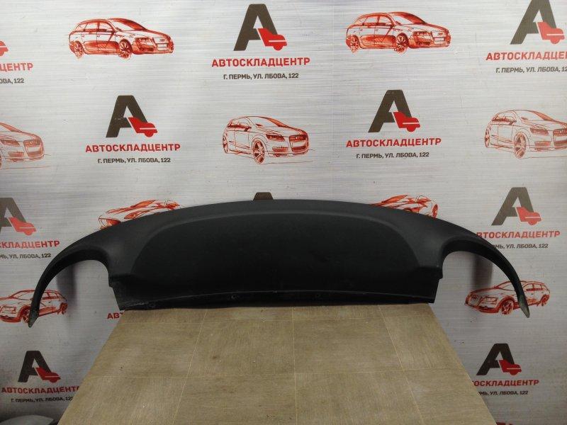 Спойлер (накладка) бампера заднего Jaguar Xf (2008-2016) 2010
