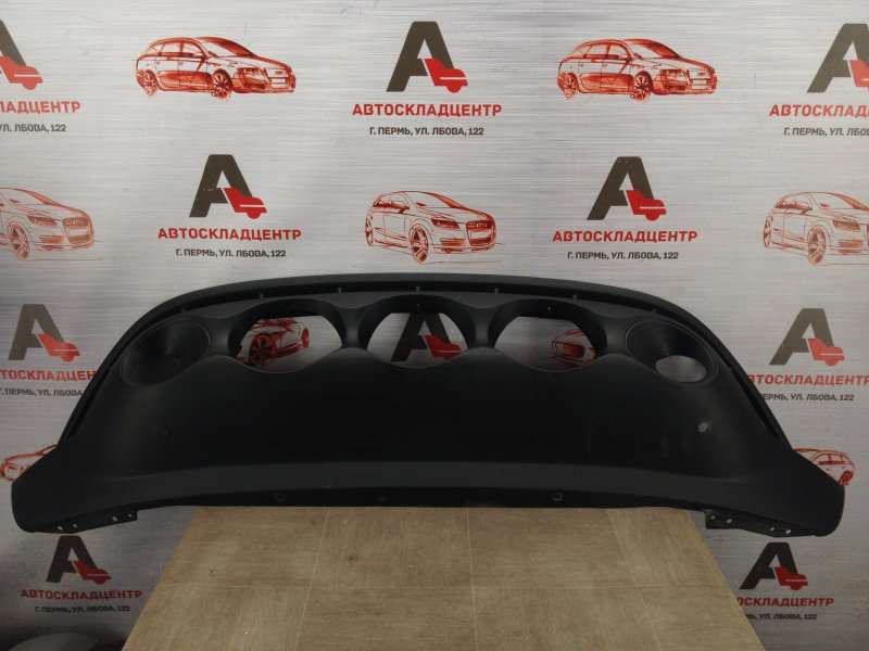 Бампер передний Nissan Juke (2011-2020) 2011 нижний