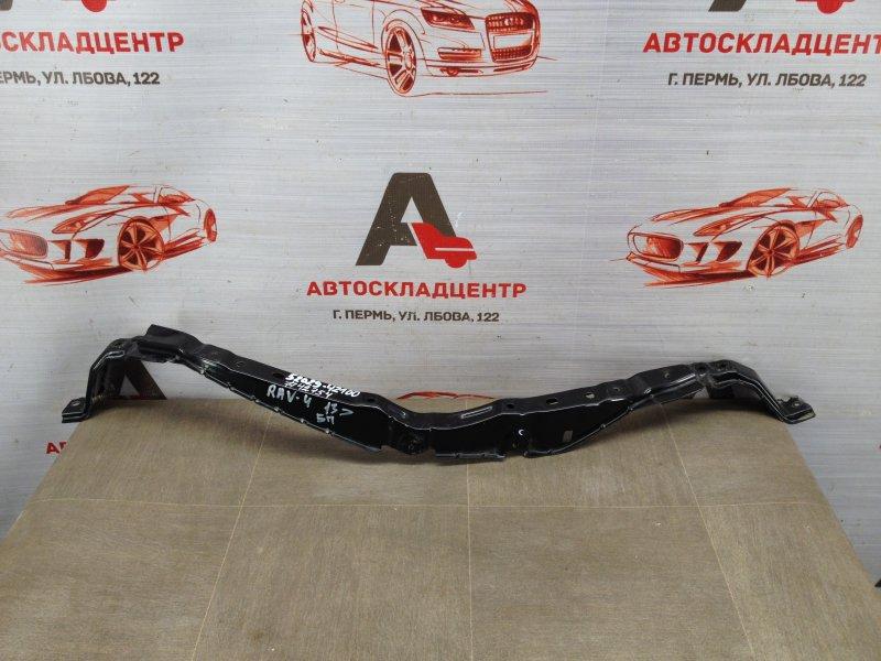 Кронштейн бампера переднего центральный Toyota Rav-4 (Xa40) 2012-2019 2012
