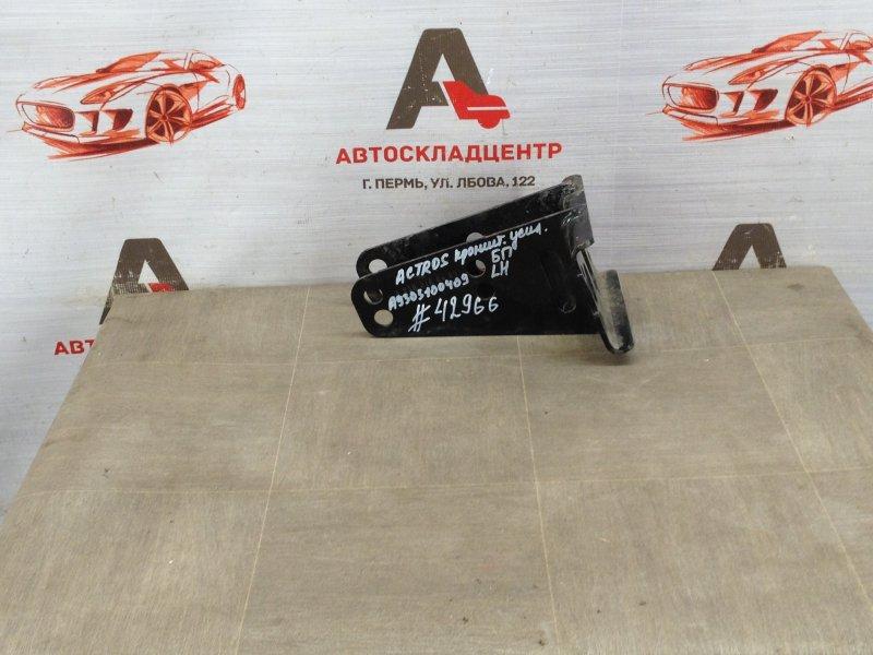 Противоподкатный брус - опорный кронштейн Mercedes Truck (Грузовые И Коммерческие) Actros