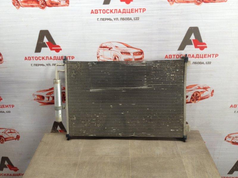 Конденсер (радиатор кондиционера) Nissan X-Trail (2007-2015)