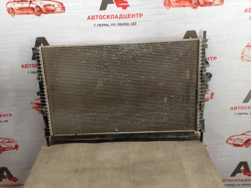 Радиатор охлаждения двигателя Ford Transit (2006-2013)