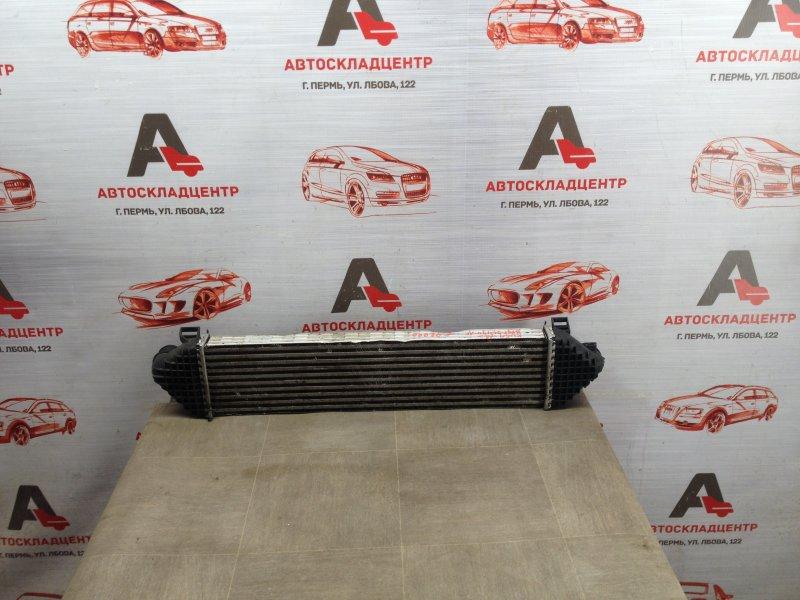 Интеркулер - радиатор промежуточного охлаждения воздуха Ford Focus 3 2010-2019