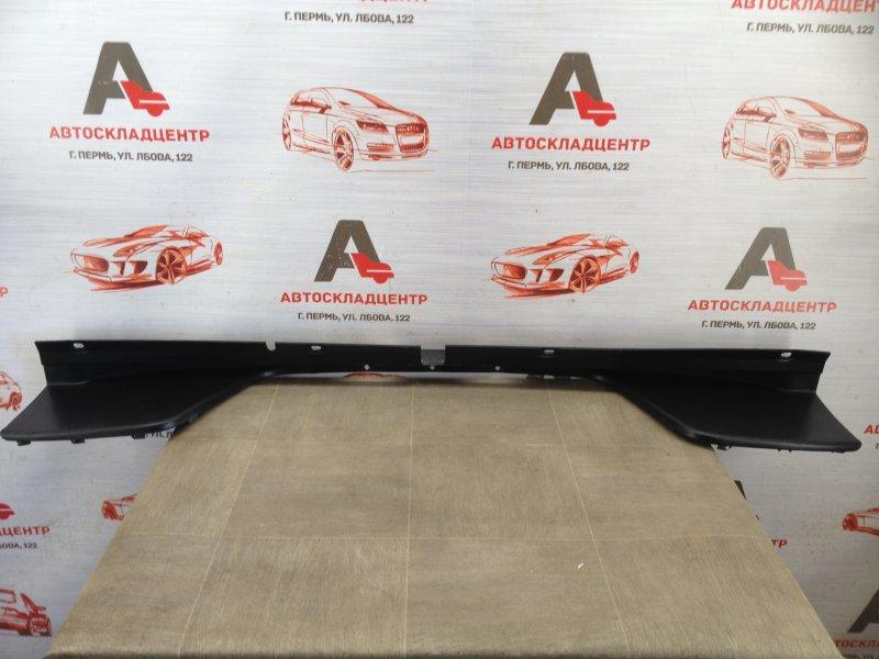 Накладка бампера заднего Volkswagen Amarok (2010-Н.в.)