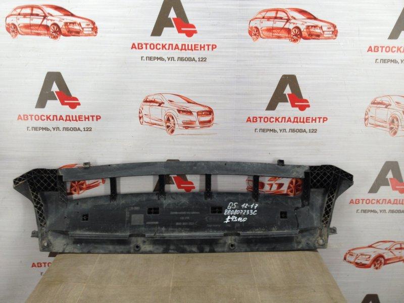 Пыльник бампера переднего нижний Audi Q5 (2008-2017) 2012