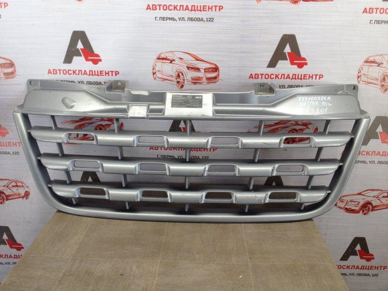 Решетка радиатора Renault Truck (Грузовые И Коммерческие) Master (2010-Н.в.) 2010