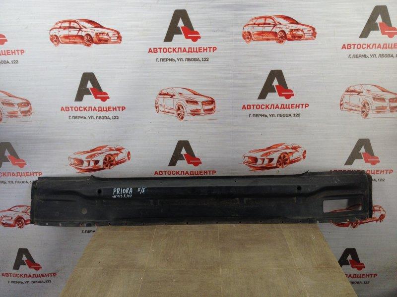 Кузов - панель задка Lada Priora