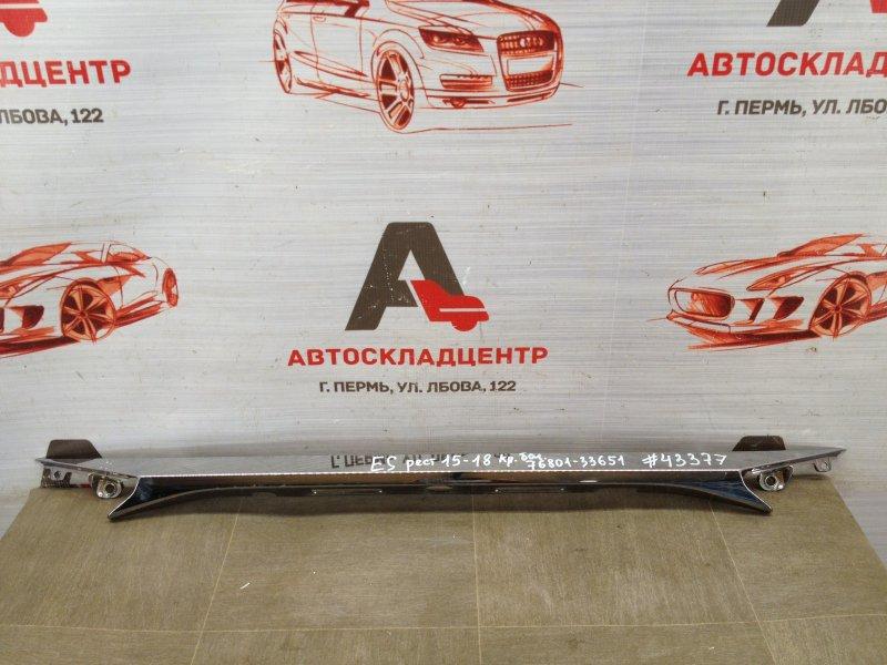 Ручка (молдинг) крышки багажника Lexus Es -Series 2012-2018 2015