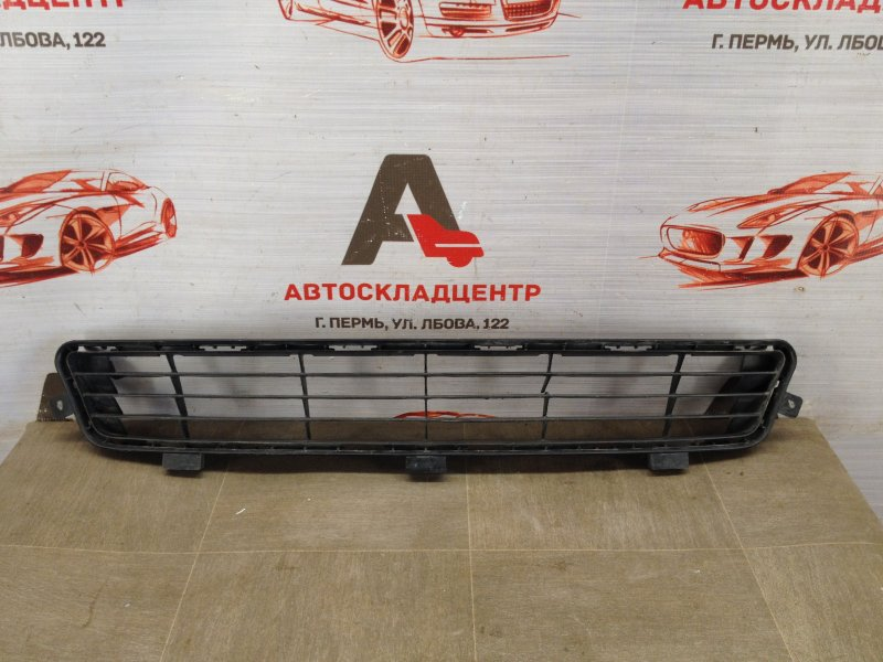 Решетка бампера переднего Toyota Camry (Xv40) 2006-2011 2009