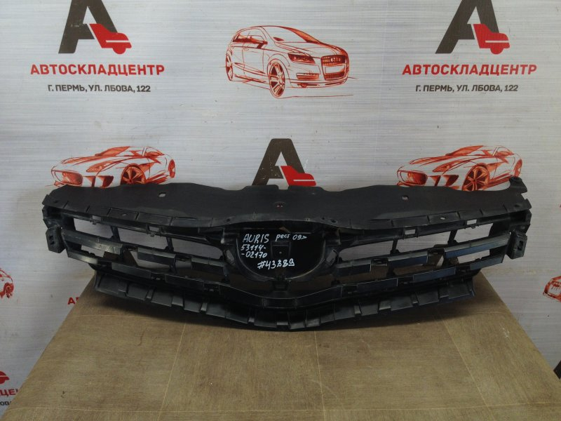Решетка радиатора - каркас Toyota Auris (E15_) 2006-2012 2009