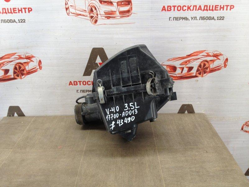 Корпус воздушного фильтра двигателя Toyota Camry (Xv40) 2006-2011