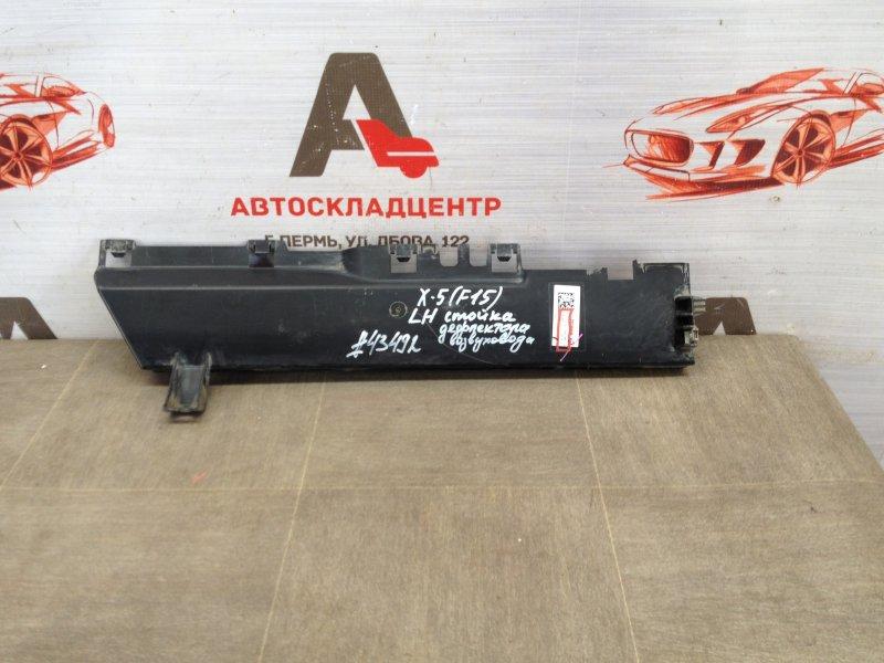 Дефлектор воздушного потока основного радиатора Bmw X5-Series (F15) 2013-2018 левый