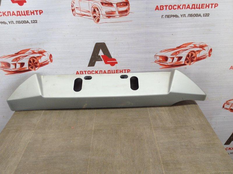 Спойлер (накладка) бампера заднего Ford Ecosport 2014-Н.в.
