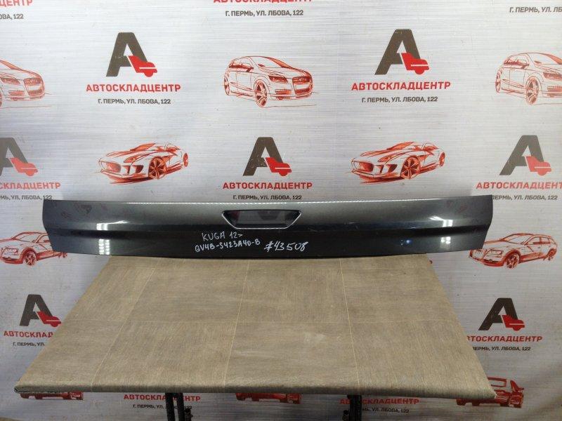 Накладка / молдинг двери багажника Ford Kuga 2011-2019