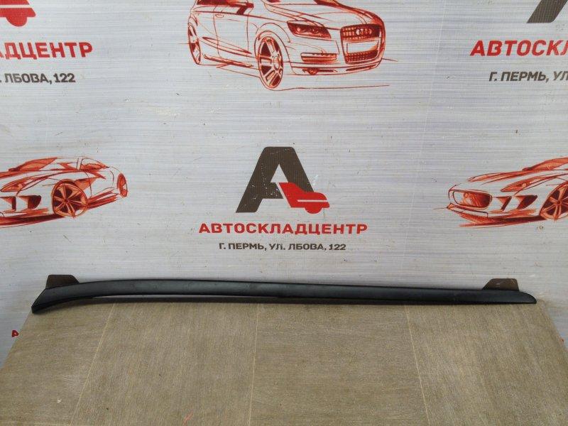 Молдинг ветрового стекла Porsche Cayenne (2010-2018) правый