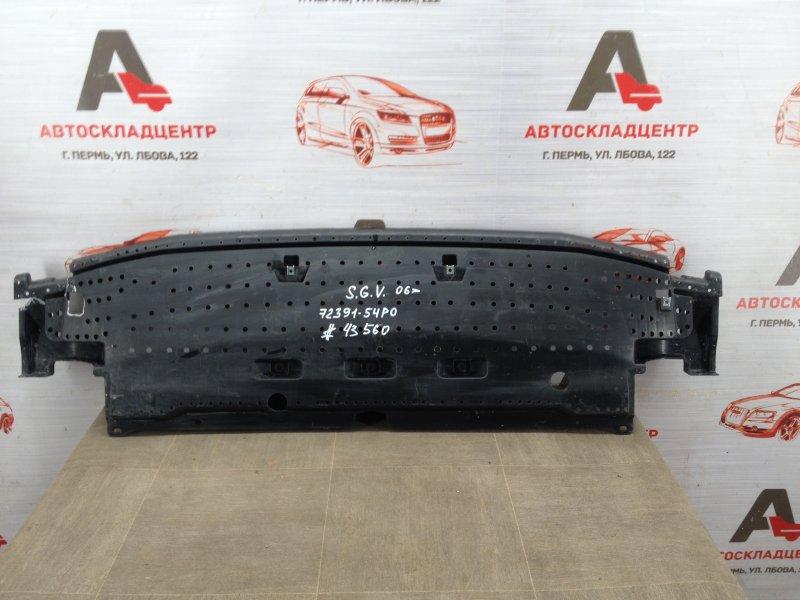 Пыльник бампера переднего нижний Suzuki Grand Vitara (2005-2017)
