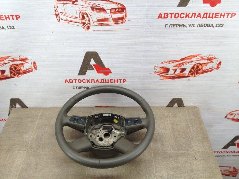 Рулевое колесо (руль) Audi Q7 (2005-2015)