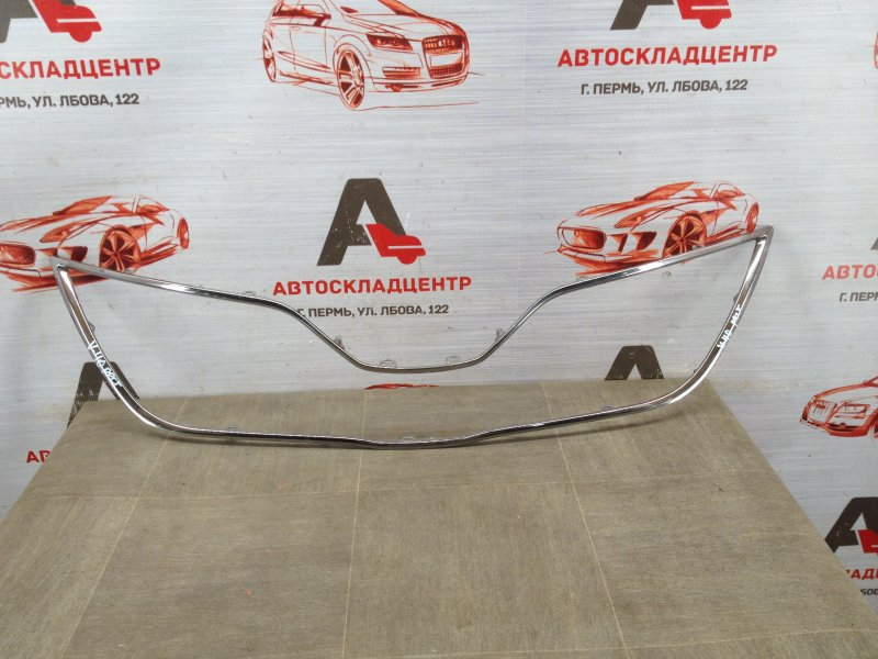 Решетка радиатора - молдинг Toyota Camry (Xv40) 2006-2011 2009