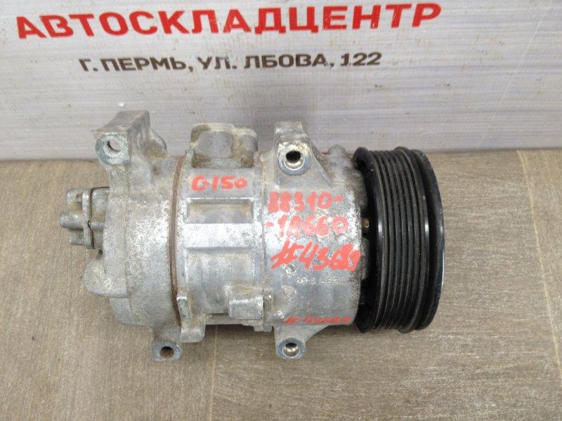 Компрессор (насос) кондиционера Toyota Auris (E15_) 2006-2012