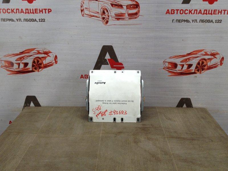 Подушка безопасности (airbag) - пассажирская Volvo S40 / V40 / V50 (2004-2012)