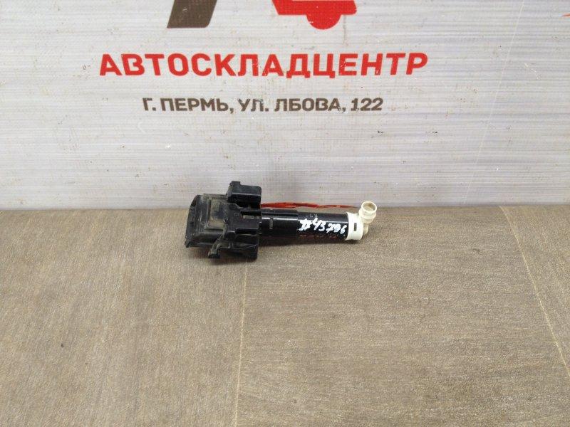 Форсунка омывателя фары Toyota Rav-4 (Xa40) 2012-2019 2012 правая