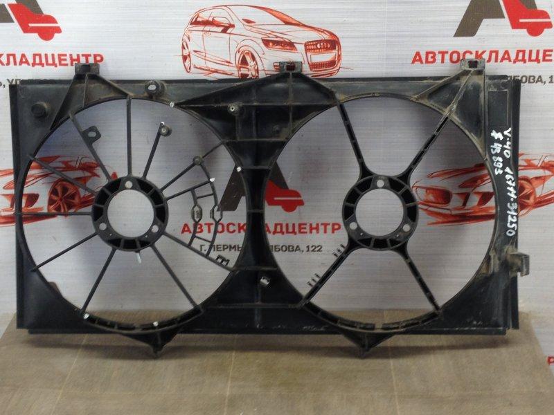 Диффузор радиатора охлаждения - рамка вентиляторов Toyota Camry (Xv40) 2006-2011