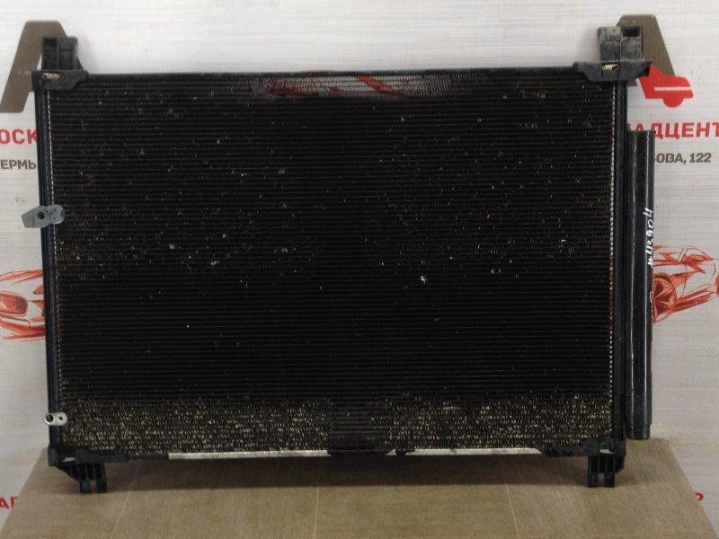 Конденсер (радиатор кондиционера) Toyota Highlander (Xu50) 2013-Н.в.