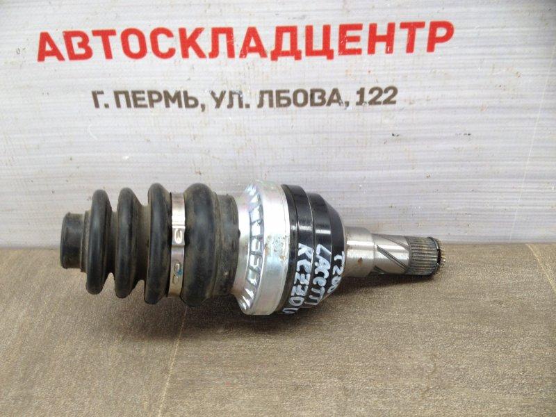 Привод колеса (шрус) Chevrolet Aveo 2002-2011