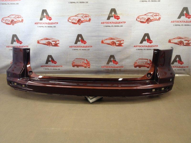 Бампер задний Honda Cr-V 3 (2007-2012) 2009 верхний